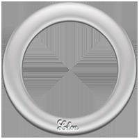 La Roue de Lilou argent 925 (2,3 cm)