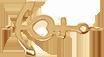 ancre 1,5 cm plaqué or