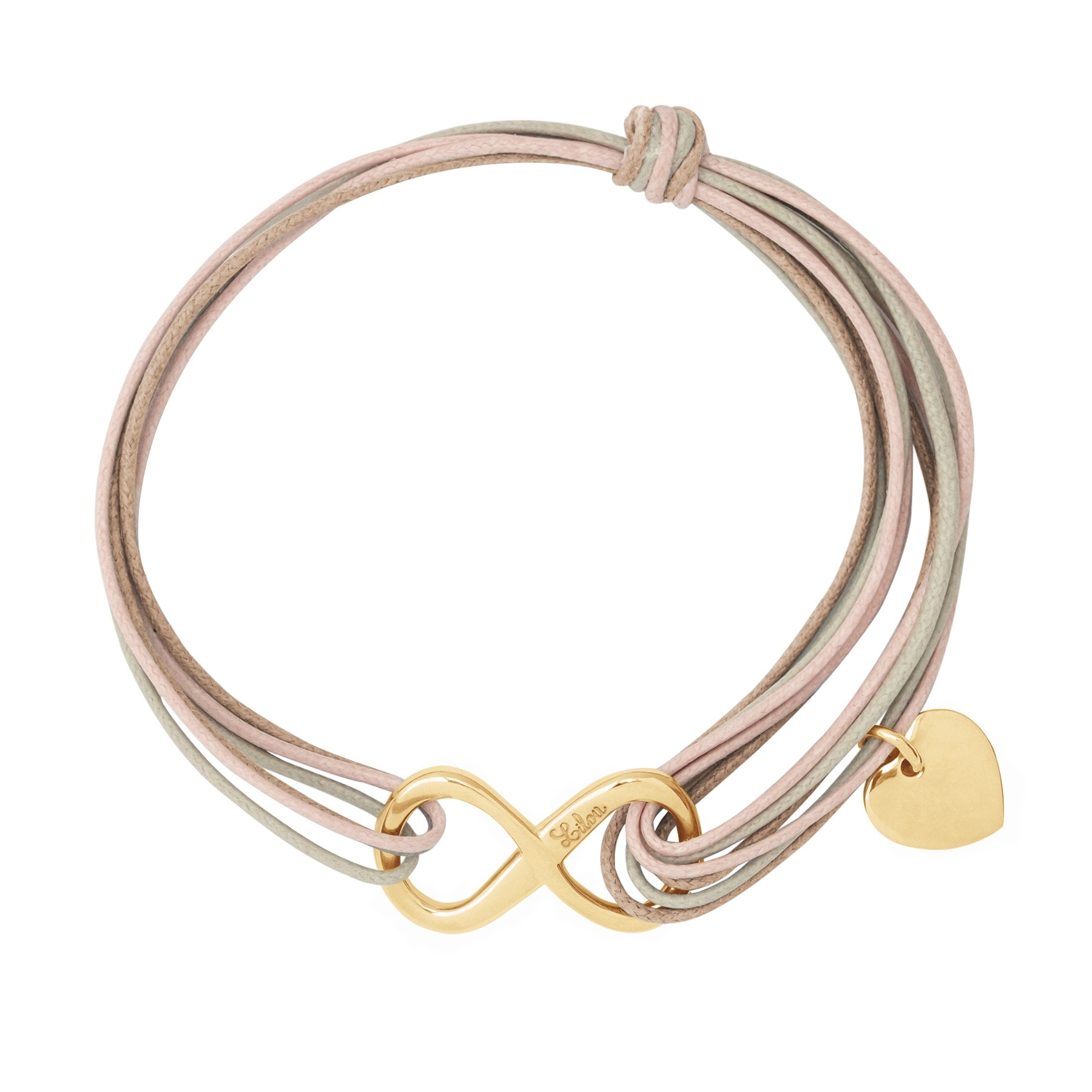 Bracelet Léa plaqué or