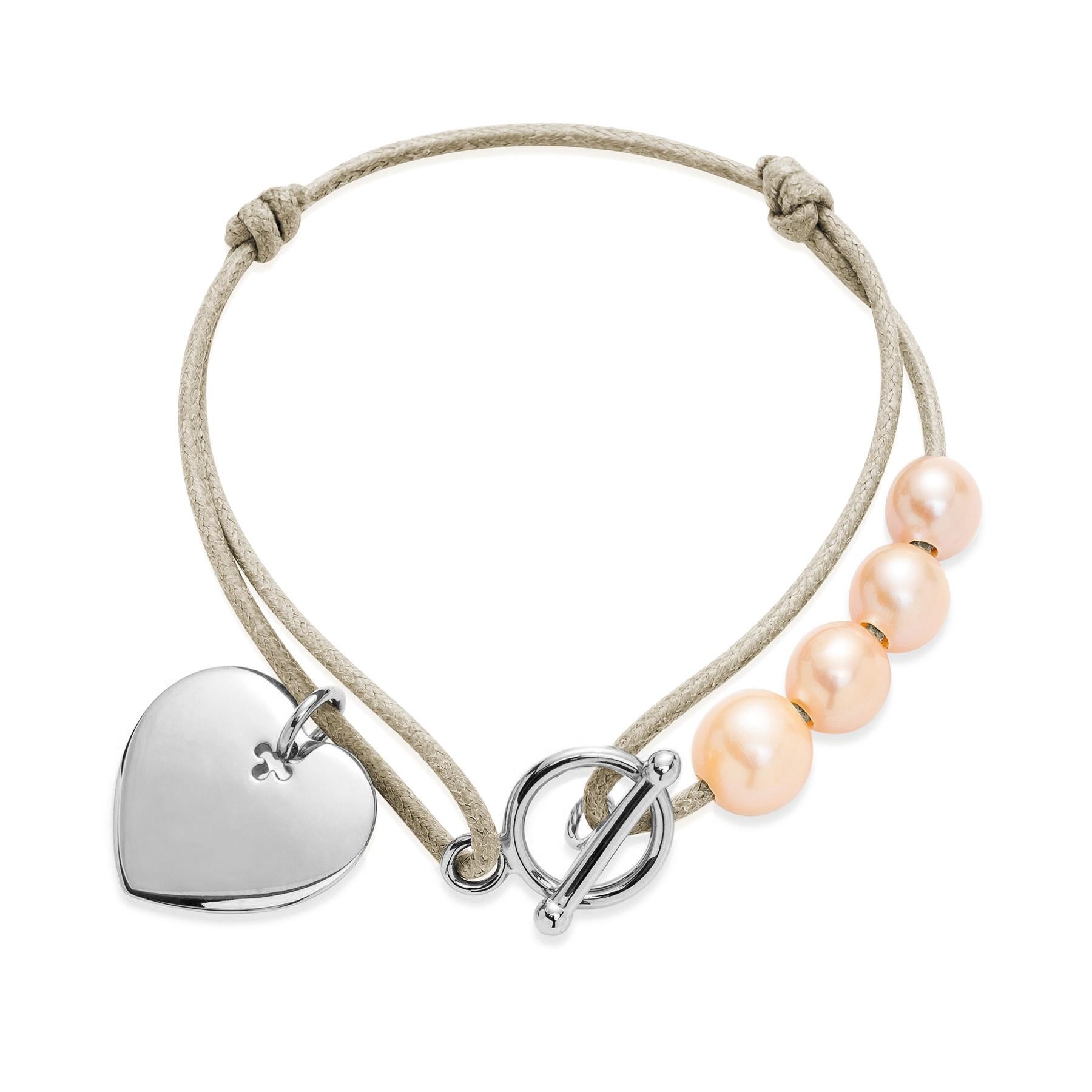 Bracelet Amélie en argent