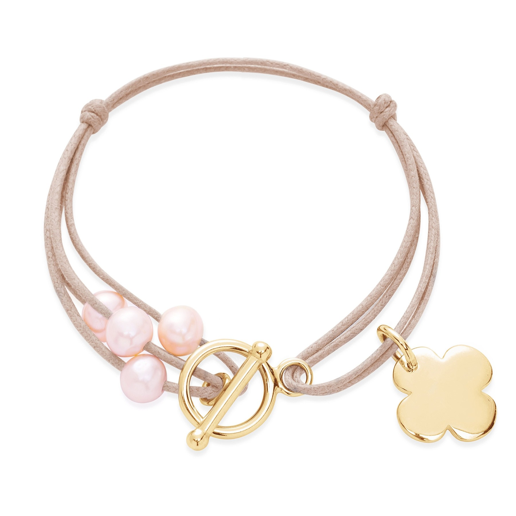 Bracelet Anne plaqué or