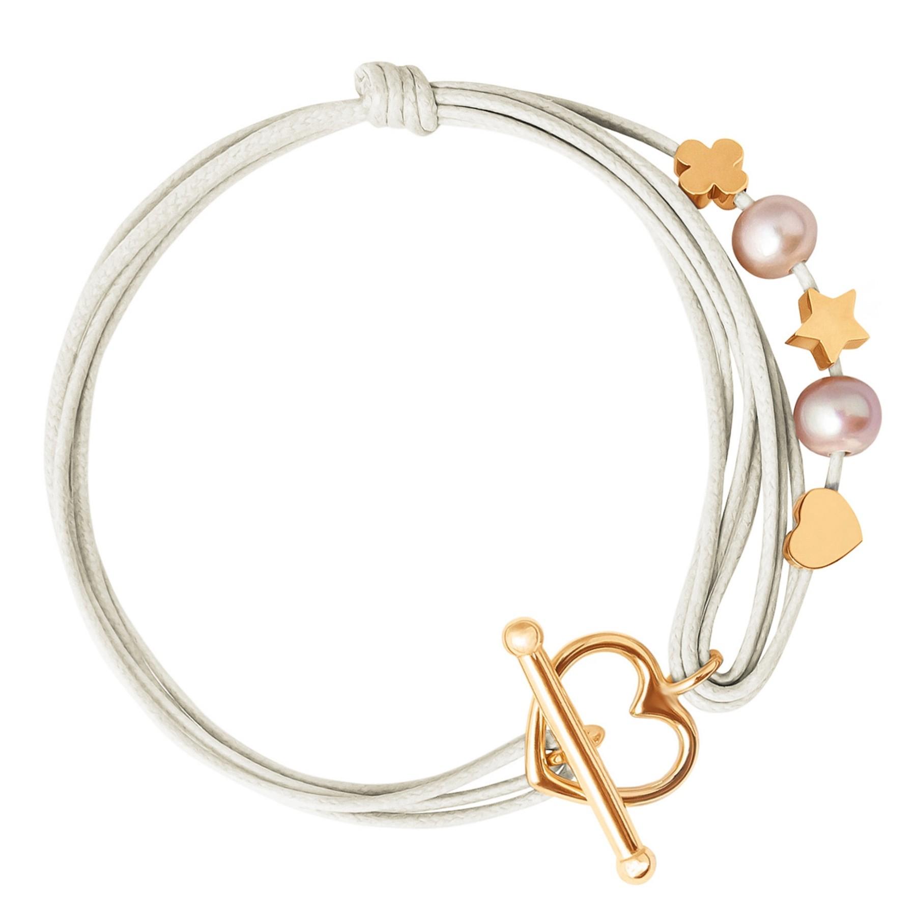 Bracelet Alice plaqué or