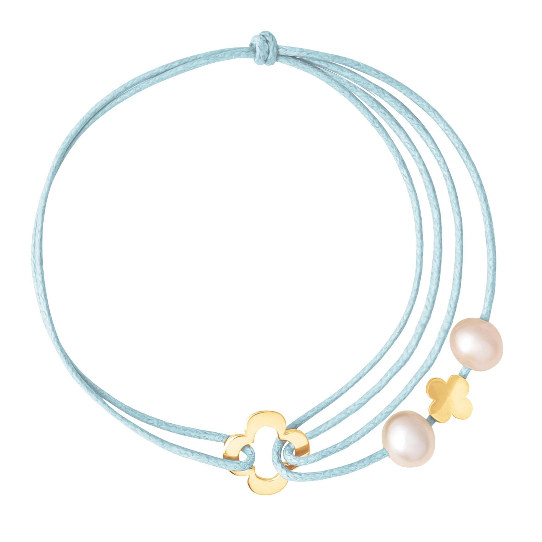 Bracelet Marceline plaqué or