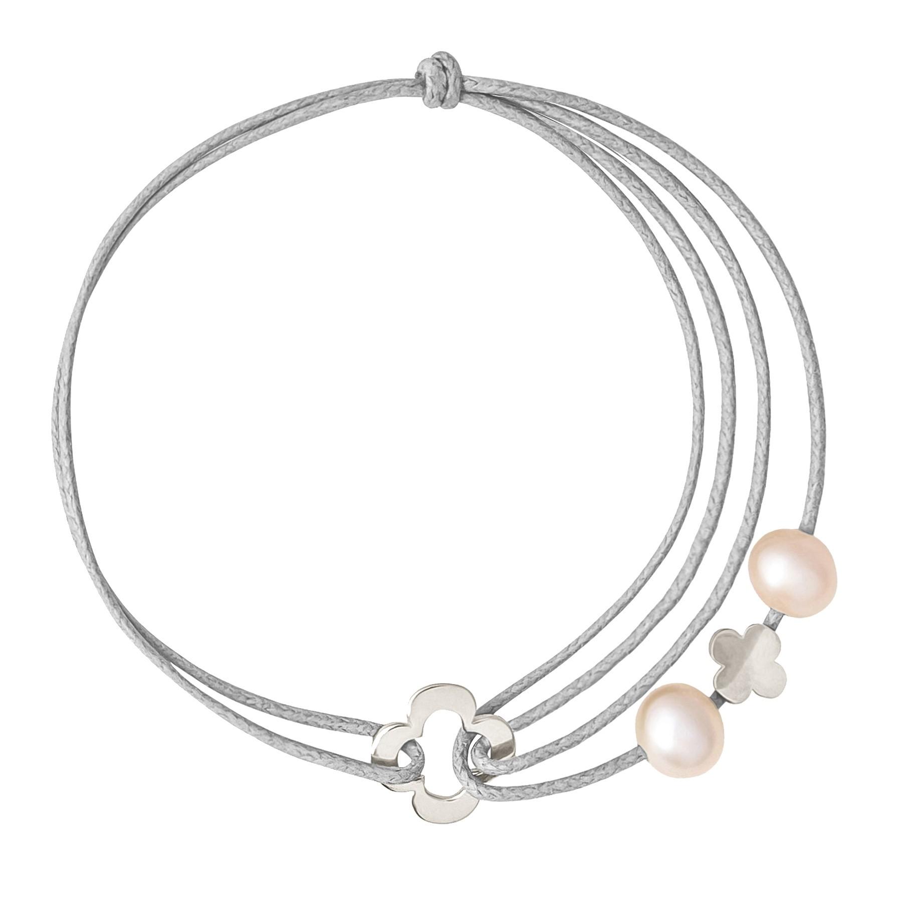 Bracelet Marceline en argent