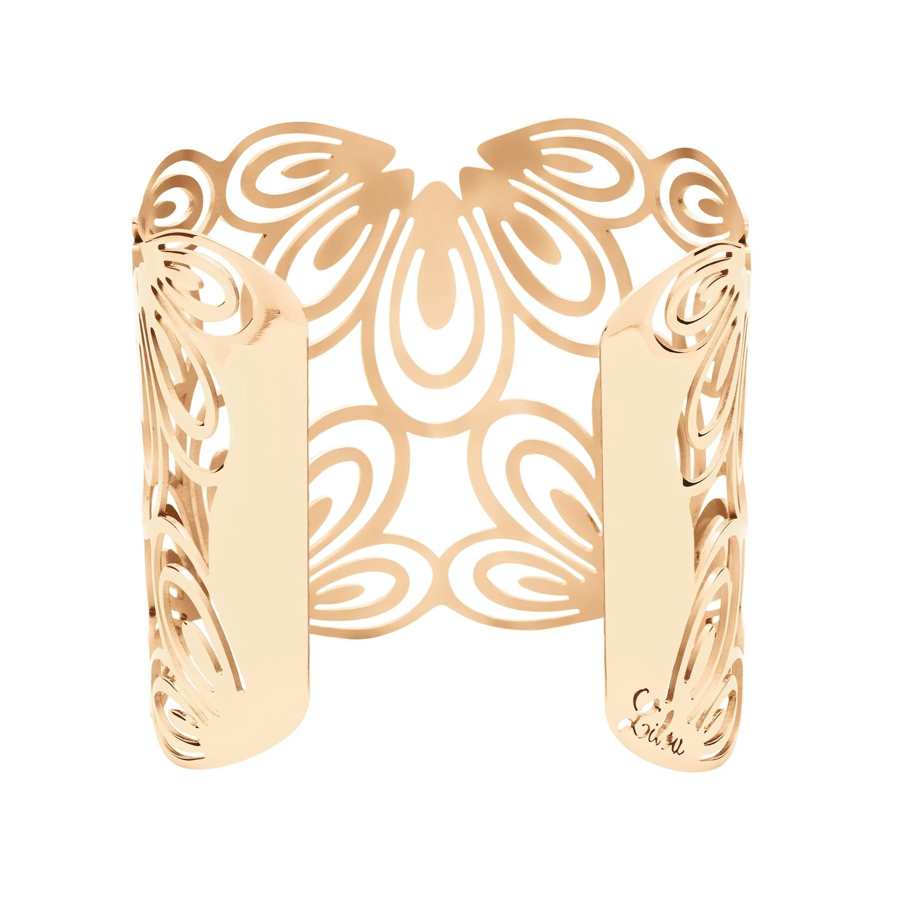 Bracelet Paon doré
