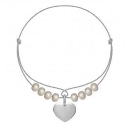 Bracelet Adèle argent