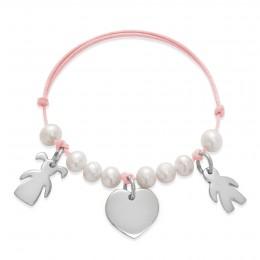 Bracelet Louise en argent
