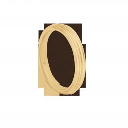 Bague Etno II plaqué or