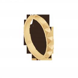 Bague Etno III plaqué or