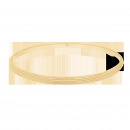 Bracelet Etno II plaqué or