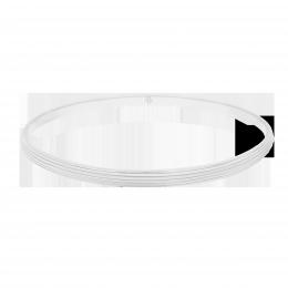 Bracelet Etno II plaqué argent