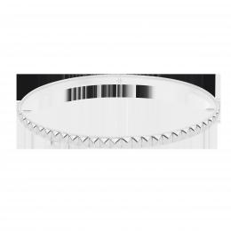 Bracelet Etno III plaqué argent