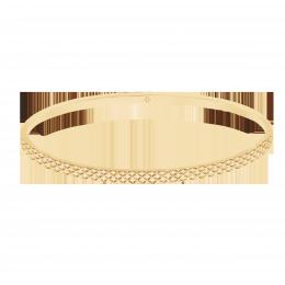 Bracelet Etno IV plaqué or