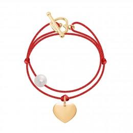 Bracelet Lille, plaqué or