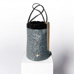 Mini sac Maia, graphite