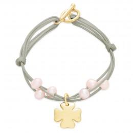Bracelet Agnes plaqué or