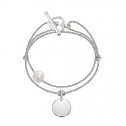 Bracelet Toulouse, argent