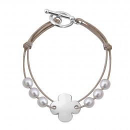 Bracelet Adrienne, argent