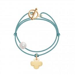 Bracelet Marseille, plaqué or