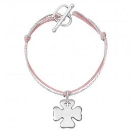 Bracelet Dominique, argent