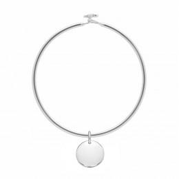Bracelet Penelope avec médaillon en argent