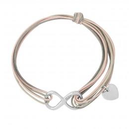 Bracelet Léa argent