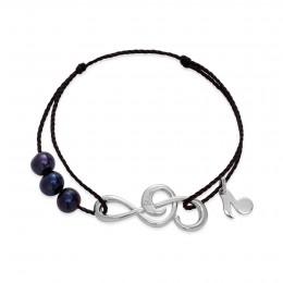 Bracelet Emilie en argent