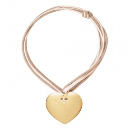 Bracelet Margot plaqué or