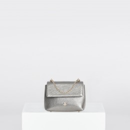 Mini sac ZOE, argent