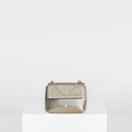 Mini sac ZOE, doré