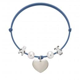 Bracelet Lily en argent