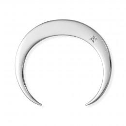 Bracelet Lune acier
