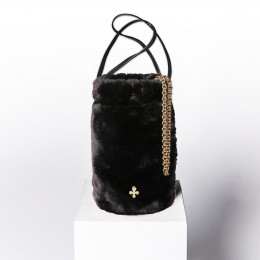 Mini sac Maia, noir