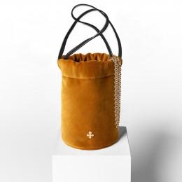 Mini sac Maia, moutarde