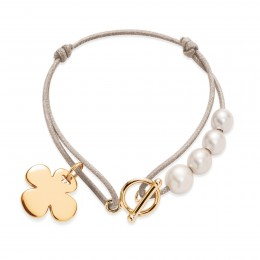 Bracelet Nicole plaqué or