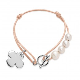 Bracelet Nicole en argent