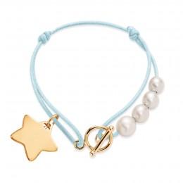 Bracelet Sophie plaqué or